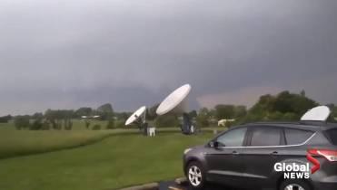 3 dead as 'large and destructive tornado' hits Missouri's