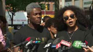 Black Lives Matter explain why they don't want police floats as part of the Pride parade