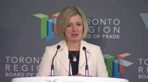 'Alberta will buy the rail cars if necessary to move this oil': Rachel Notley