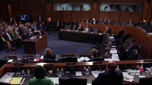 Senator asks Zuckerberg about fake Facebook profiles