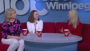 Manitoba's Childhood Arthritis Camp