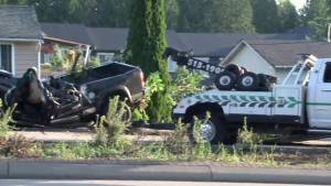 One person dead following serious collision in Surrey