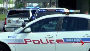3 police officers killed in Baton Rouge shooting