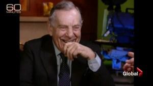 Broadcast journalism legend Morley Safer dies at 84
