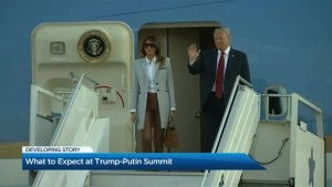 What to expect at Trump-Putin summit in Helsinki
