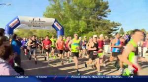 Saskatchewan marathon just around the corner