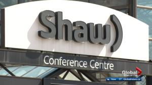 Naming rights on downtown Edmonton convention centre up for grabs
