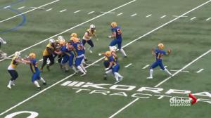 Saskatoon Hilltops blank Edmonton Wildcats 51-0