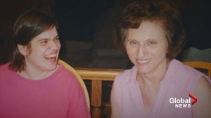Mother accused in death of disabled daughter takes stand in own defence Friday