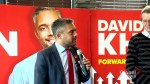 Alberta election: Get to know Alberta Liberal Leader David Khan