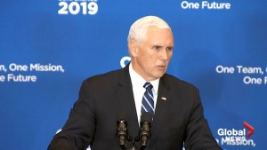 Pence says 'ISIS has been defeated' on same day U.S. troops killed in explosion in Syria
