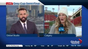 Global Calgary and Global Edmonton make Battle of Alberta wager