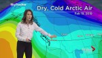 B.C. evening weather forecast: Feb 19