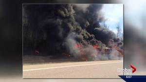 Fort McMurray Wildfire: Fatal collision on Highway 881
