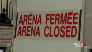 Legionella contamination closes Beaconsfield Arena