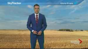 Regina Forecast: August 31, 2018 – Summer temperatures continuing in September