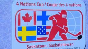 Saskatoon hosting Four Nations Cup international women's hockey tournament