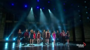Parkland High School students perform 'Seasons of Love' at Tony Awards