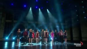 Parkland High School students perform 'Seasons of Love' at Tony Awards