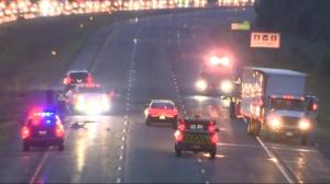 Wrong-way crash on Hwy. 404 north of Toronto leaves man dead