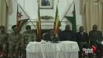 Zimbabwe's Robert Mugabe defies expectations, doesn't announce resignation