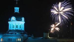 The City of Kingston outlines its New Year's Eve plans