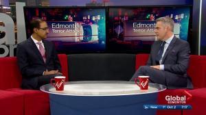 Amarjeet Sohi speaks about Edmonton Attacks