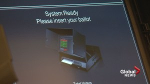 New voting technology to be used in upcoming Calgary by-election