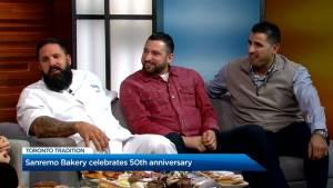 Sanremo Bakery celebrates 50 years in Etobicoke