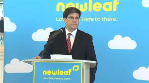 'The indigenous community is participating as well': NewLeaf CEO on investment from First Nations group