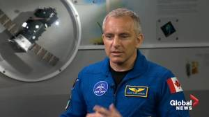 David Saint-Jacques: space allows us to  go 'beyond our differences'
