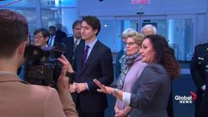 Trudeau and Wynne briefed about refugee process