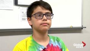 El Paso, TX boy inspires others in wake of tragedy with #ElPasoChallenge (00:46)