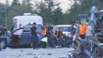 Arrest Made in Hope Crash Case