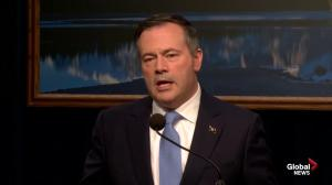 'I would like to thank the senators who voted against Justin Trudeau's attack on Alberta': Kenney