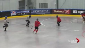 'Everybody loves each other': Muslim ball hockey league growing
