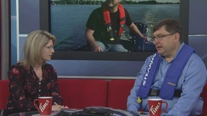 Staying safe on Saskatchewan waterways