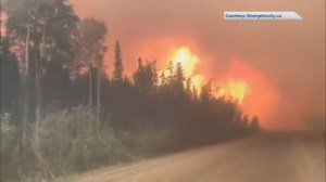 B.C. wildfire evacuation orders and alerts