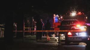 Fatal shooting has a Burnaby neighbourhood behind police tape