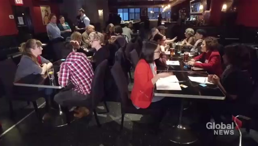 Speed dating richmond hill