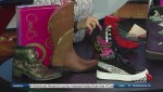 Another step forward for Canadian shoe designer with 2018 launch