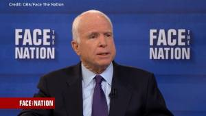 'There's so much confusion out there' :John McCain on travel ban