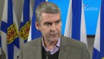 Nova Scotia's premier tells auditor general to run for office if he wants to comment on policy