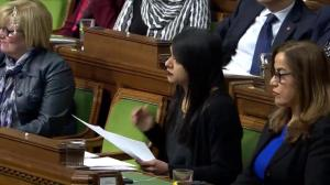 Conservatives call for Trudeau to 'remove restrictions' on Jody Wilson-Raybould following testimony