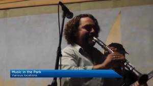 Downtown Kingston BIA tees up Music in the Park
