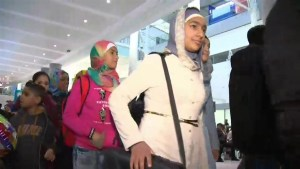 Montreal opens its borders to Syrian refugees