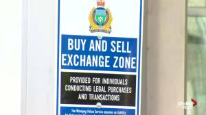 Winnipeg police announce safe exchange zones for online purchases