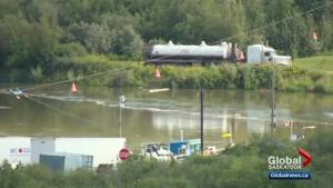 A year after the Husky oil spill on the North Saskatchewan River, many are still waiting for answers