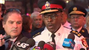 Toronto police say van attack looks 'deliberate'