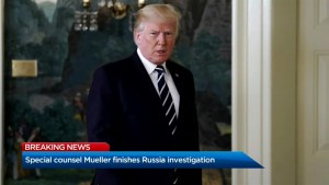 Special counsel Robert Mueller finishes Russia investigation
